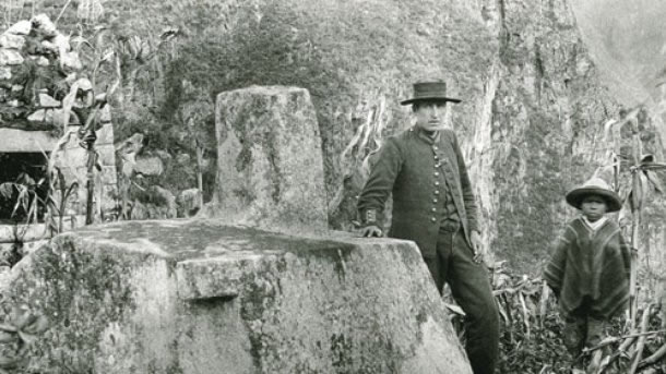 Hiram Binghams Begleiter