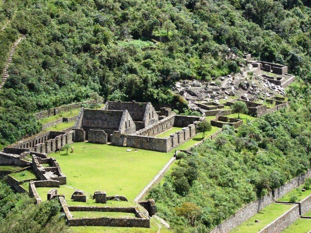 Machu Picchu Choquequirao
