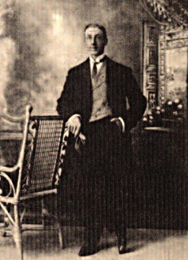 Albert A. Giesecke Machu Picchu