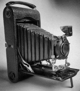Kodak Kamera von 1911