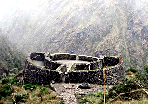 Inka Trail - Rucu Raccay