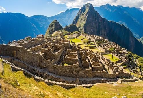 Machu Picchu - Stadt der Inka