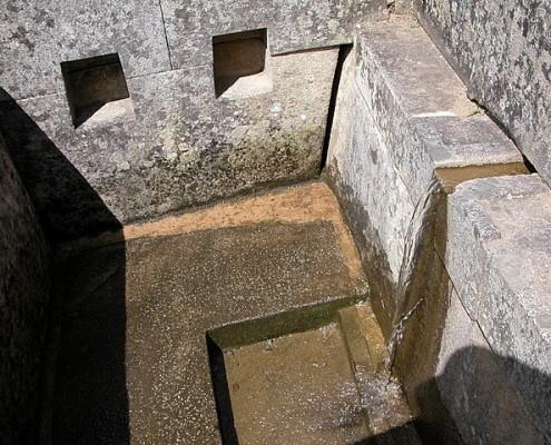 Der heilige Brunnen
