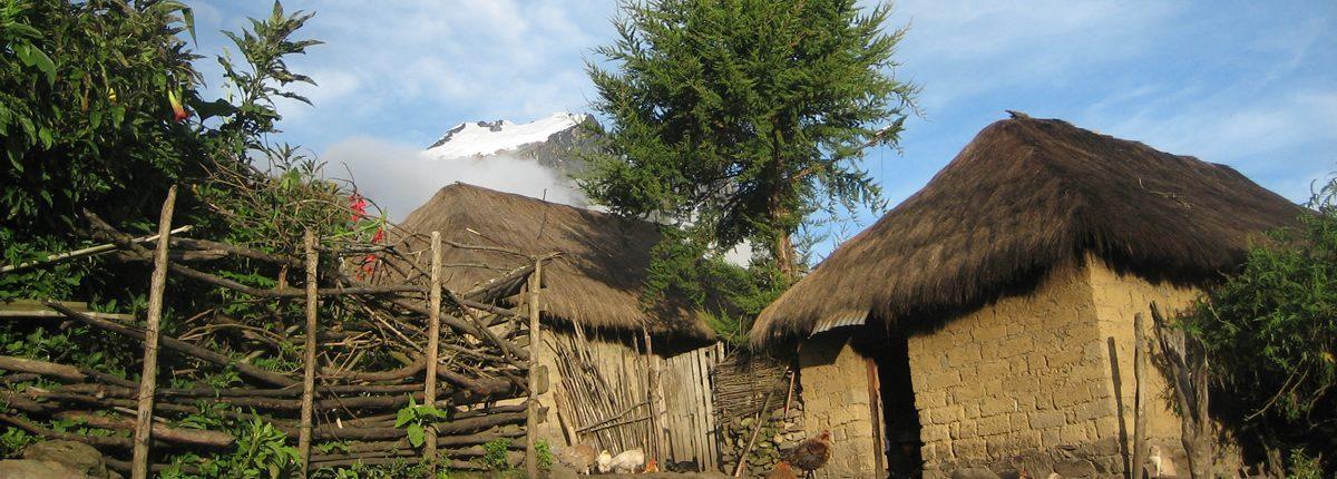 Inka Trail Hütte