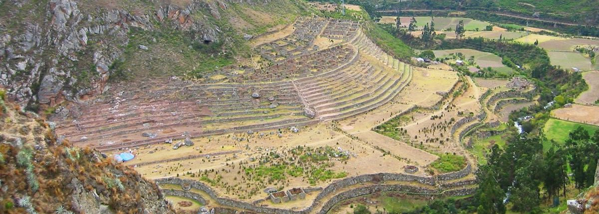 Llactapata Inka Trail Peru