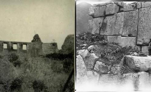 Machu Picchu vor 100 Jahren
