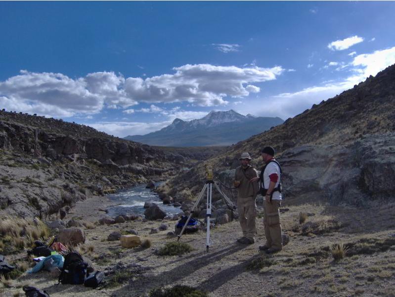 Archäologen entdecken in den peruanischen Anden die höchsten Siedlungsplätze eiszeitlicher Menschen