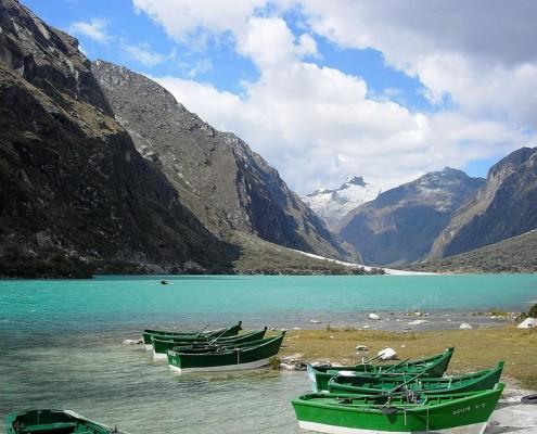 Eintägiger Ausflugstipp: Die Lagunas Llanganuco