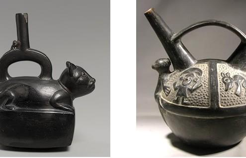 Keramiken der Chimu