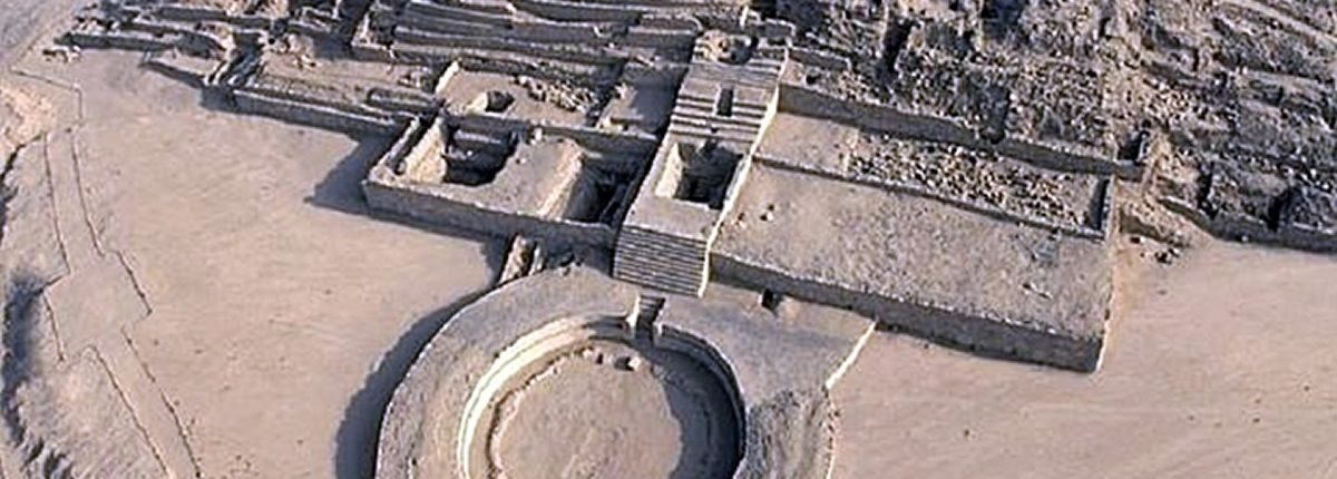 Ruinen von Caral