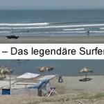 Chicama surfen in Peru