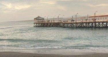 Strand von Huanchaco
