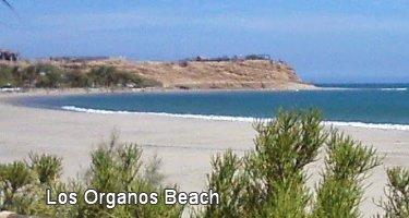 Los Organos Beach - Strände Perus
