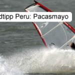 Strandtipp Peru: Pacasmayo