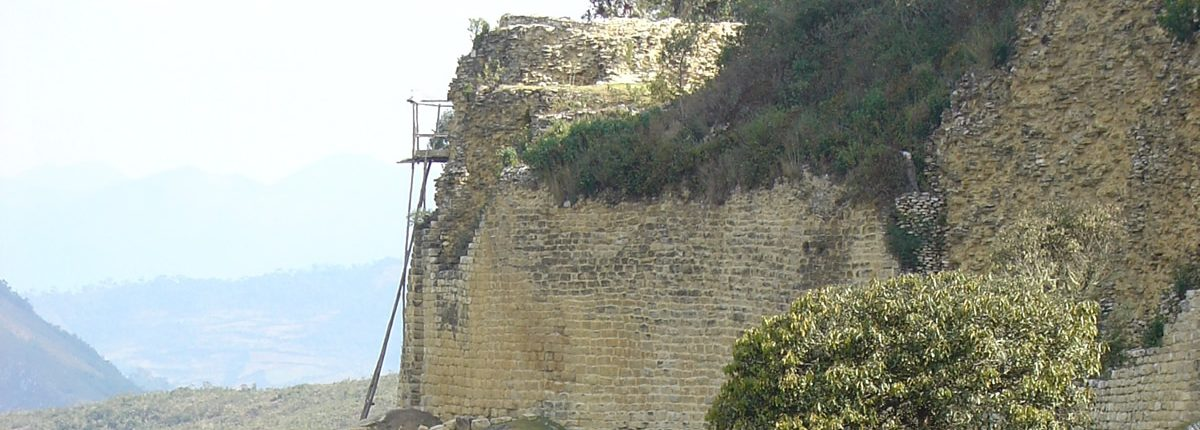 Blick von Kuelap