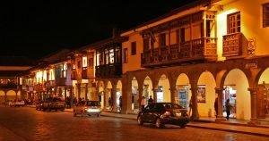 Cusco Zentrum