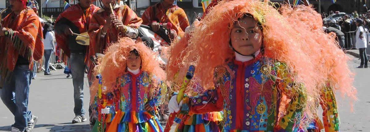Festivals Cusco Corpus Christi