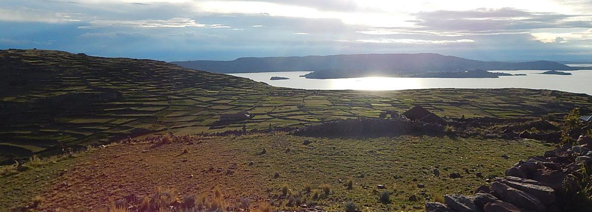 """Amantani – die Insel von """"Mutter Erde"""" und """"Vater Erde"""""""