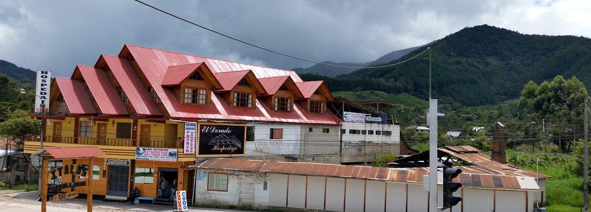 Häuser in Oxapampa