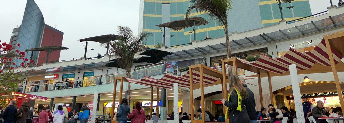 LarcoMar Shopping Center Miraflores