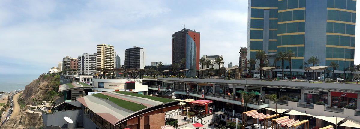 Larcomar - Miraflores Lima
