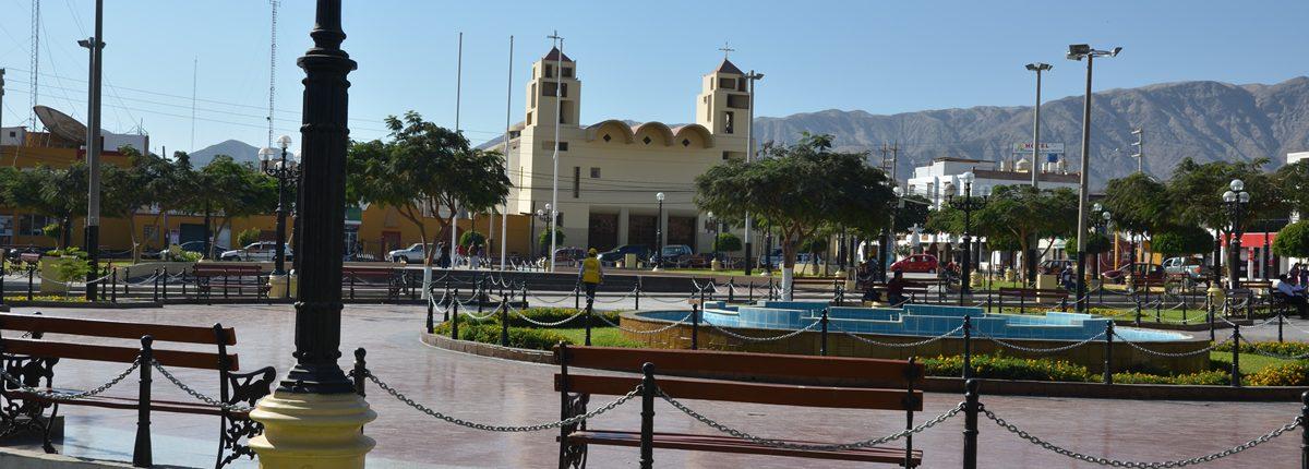 Die Stadt Nazca und die berühmten Nazca Linien
