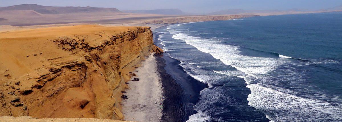 Reserva Nacional de Paracas Playa Supay Ica