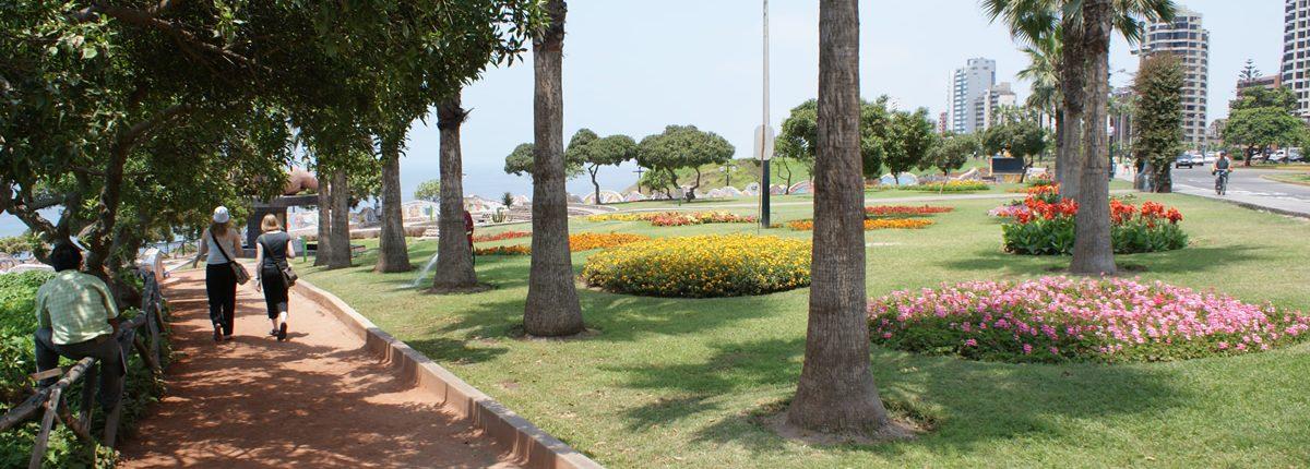 Stroll in Miraflores