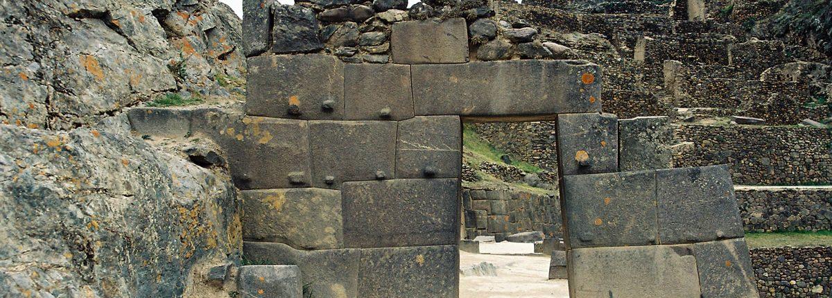 Ollantaytambo Archaeological site
