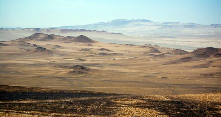 Paracas – Wo die Wüste auf das Meer trifft