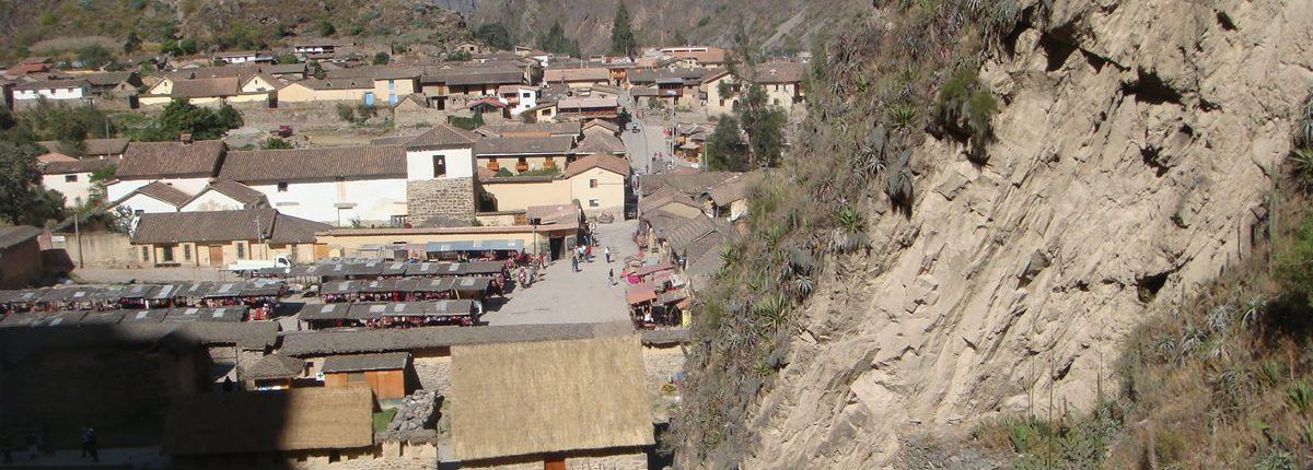 Ollantaytambo – die letzte Stadt im Heiligen Tal der Inka