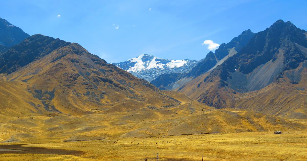 Aktivreise in den Süden von Peru