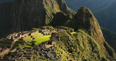 Bilder vom Machu Picchu