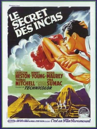 Die Geheimnisse der Inkas