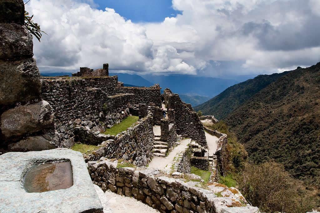 Inka Trail - Sayacmarca