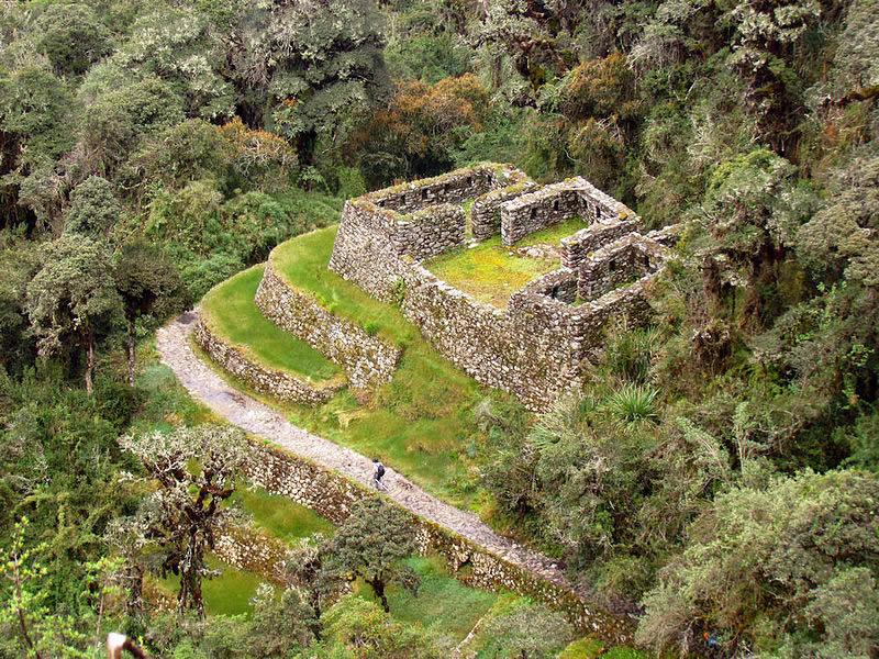 Tambo-Ruine