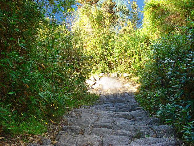 Inka Trail - Treppen
