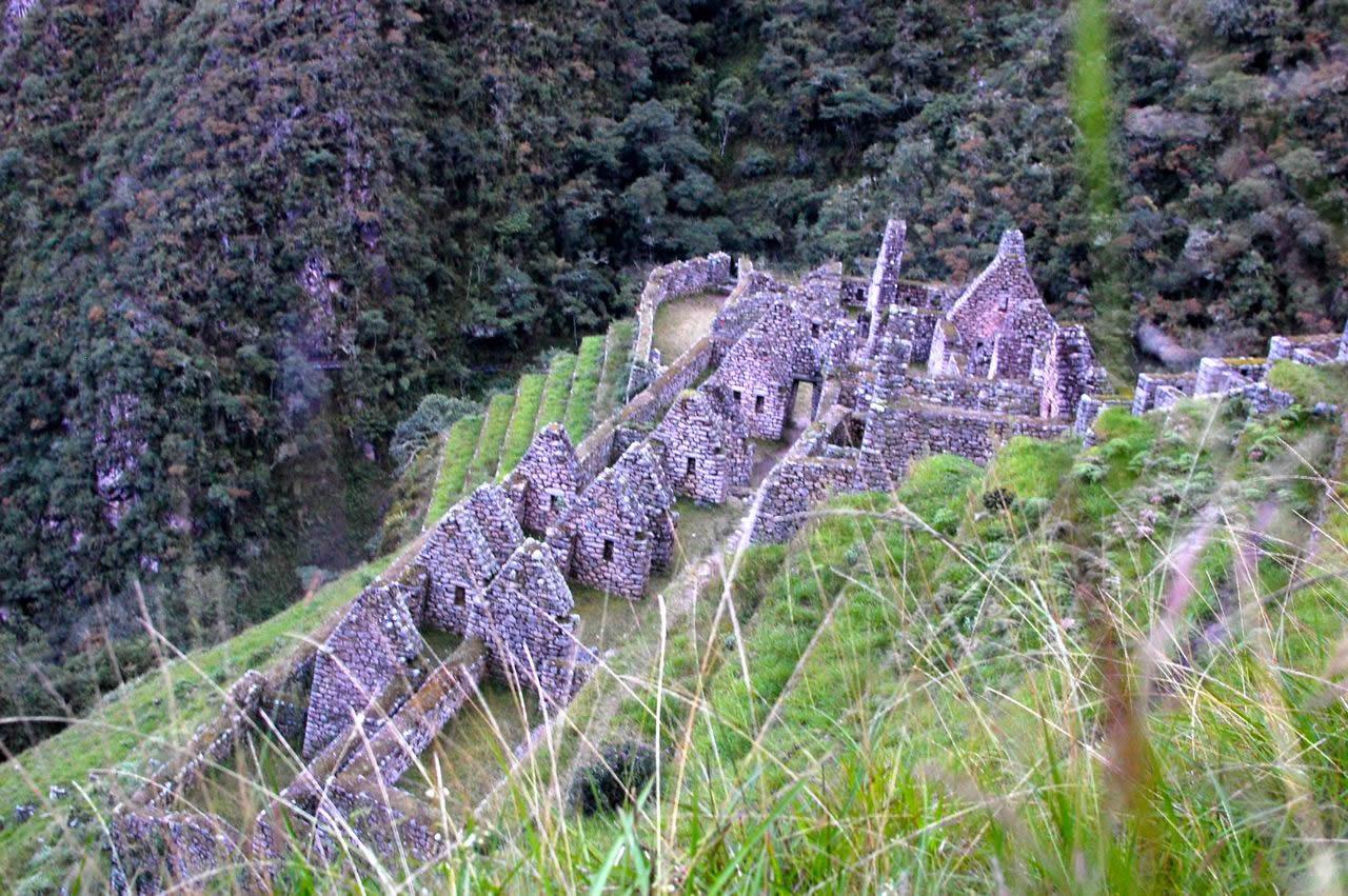 Inka Trail - Winay Wayna