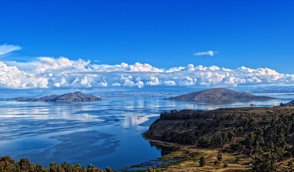 Titicacasee - Faszinierende Landschaft
