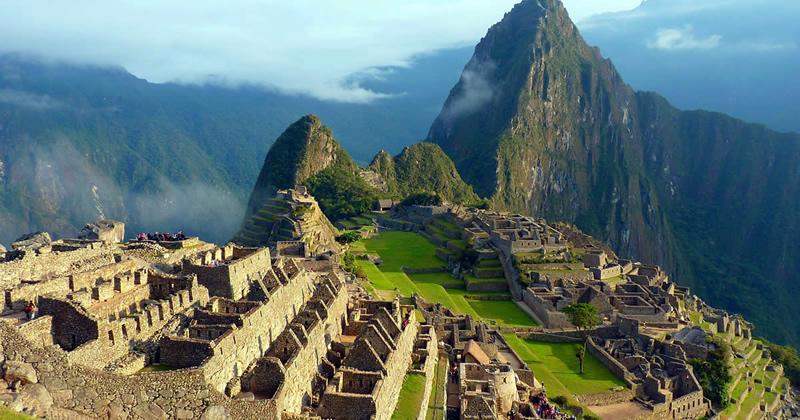 Bautechnik der Inkas