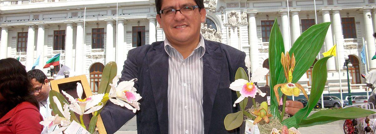 Festival de las Orquideas en Moyobamba