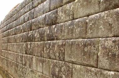 Fugenlose Mauern