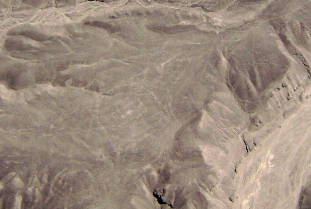Nazca Linien Stern