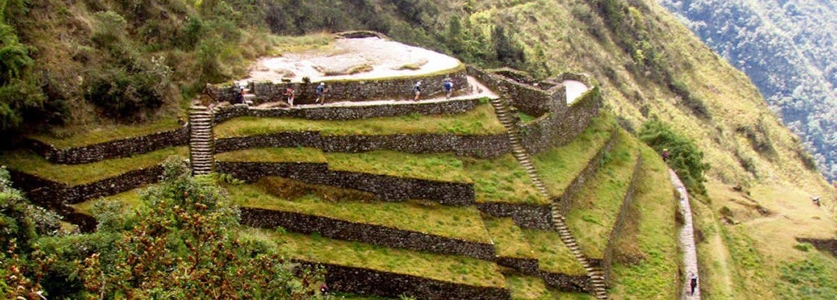 Phuyupatamarca Inka Trail Peru