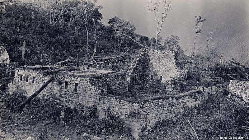 Entdeckung von 1911