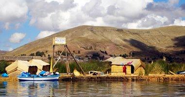 Titicaca Peru