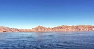 Blick von Puno