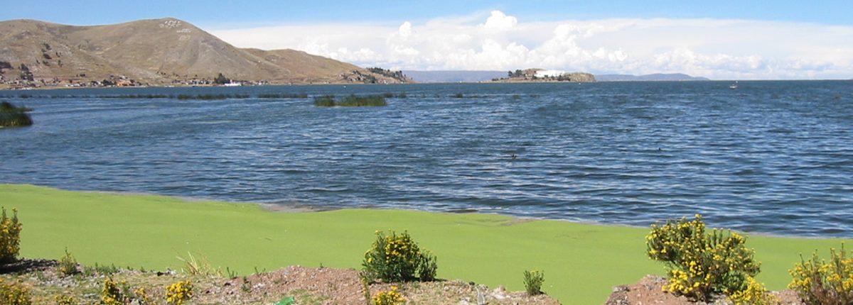 Titicacasee nahe Puno