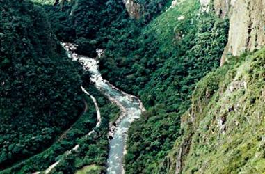 Urubamba Fluss