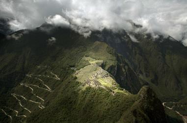 Wozu diente Machu Picchu